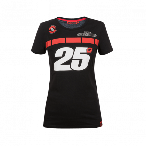 Camiseta 25 mujer