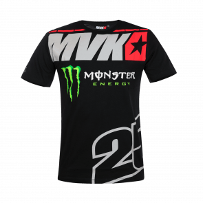 T-shirt Monster dual Viñales