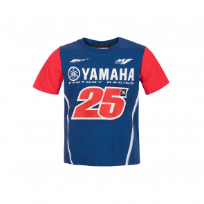 Junior Viñales Yamaha dual t-shirt