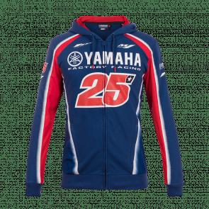 Sudadera Viñales Yamaha dual
