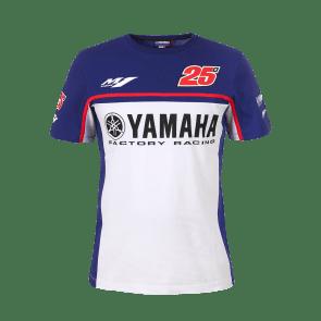 Camiseta Yamaha dual Viñales