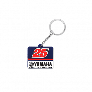 Viñales Yamaha dual key-holder