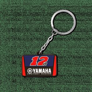 Llavero Viñales Yamaha Dual