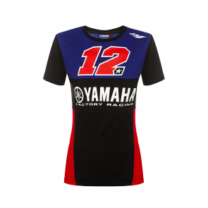 T-shirt Viñales Yamaha Dual donna