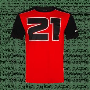 Camiseta 21 Ducati Corse