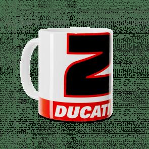 Taza 21 Ducati Corse