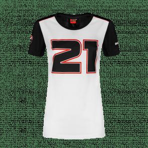T-shirt 21 Ducati Corse donna