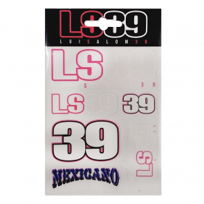LS39 stickers